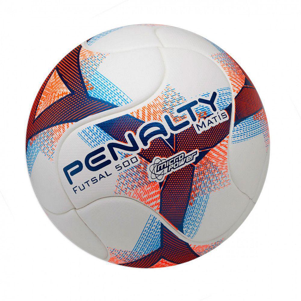 0cf4d9cdce5a1 Bola de Futsal Matis 500 Termtec Micropower Penalty - Bolas ...