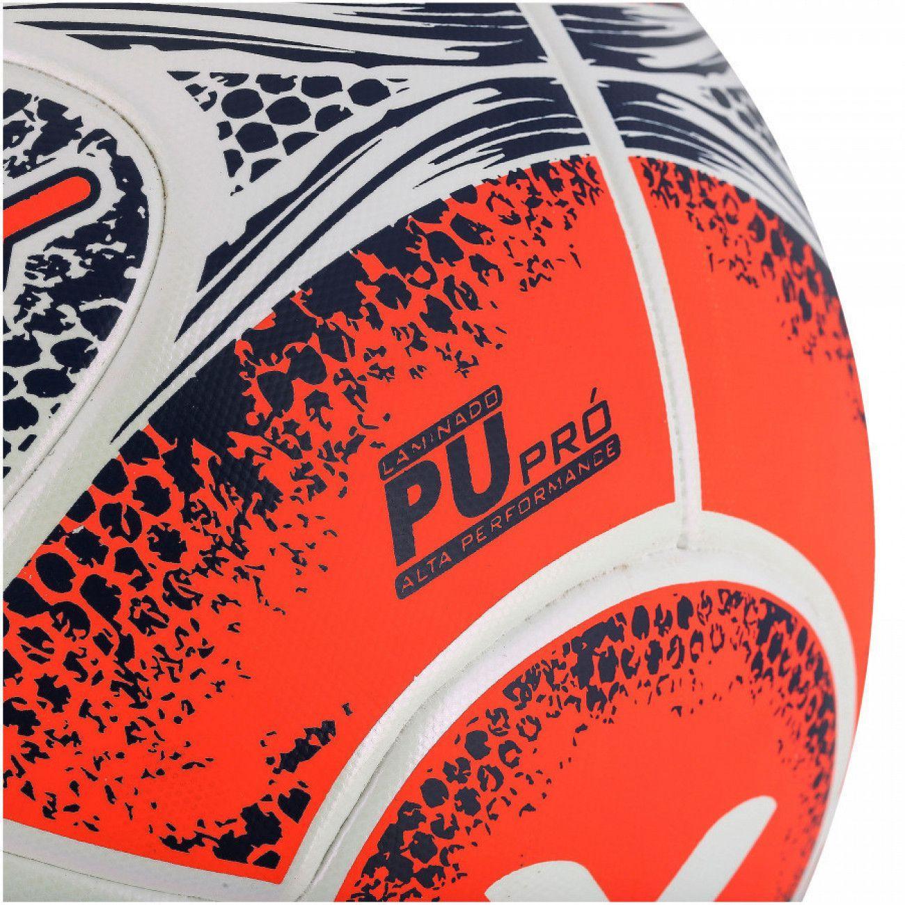 Bola de Futsal Profissional Max 1000 Termotec Alaranjada Penalty R  254 dcfb8cf70e3f4