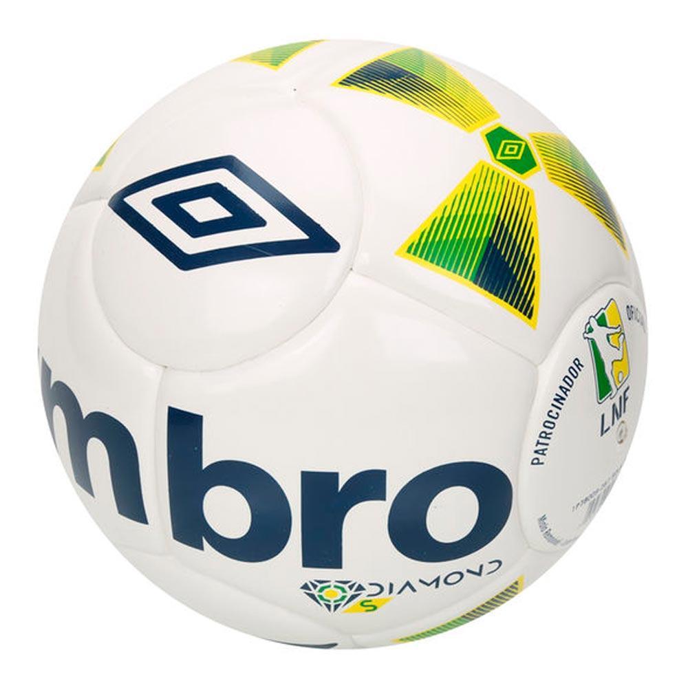 84121506d4498 Bola de Futsal Umbro Profissional Diamond S - Bolas - Magazine Luiza