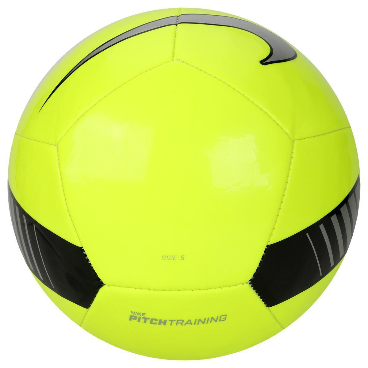 acc7f628db Bola Futebol Campo Nike Pitch Trainning- VERDE - Bola de Futebol ...