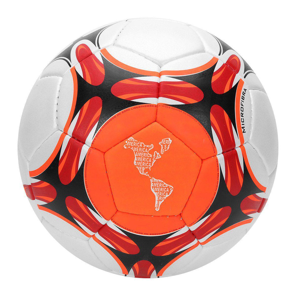 Bola Futebol Campo Penalty Brasil 70 Pró VII - Branco e Laranja R  199 73db854a7cc4a