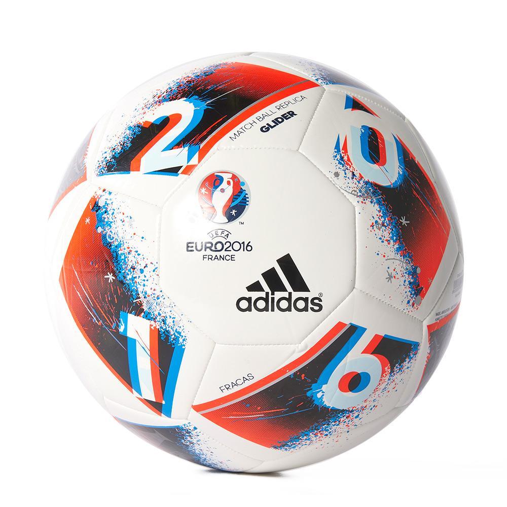 Bola Futebol De Campo Adidas Euro 2016 Glider - Bolas - Magazine Luiza 58add49849ba5