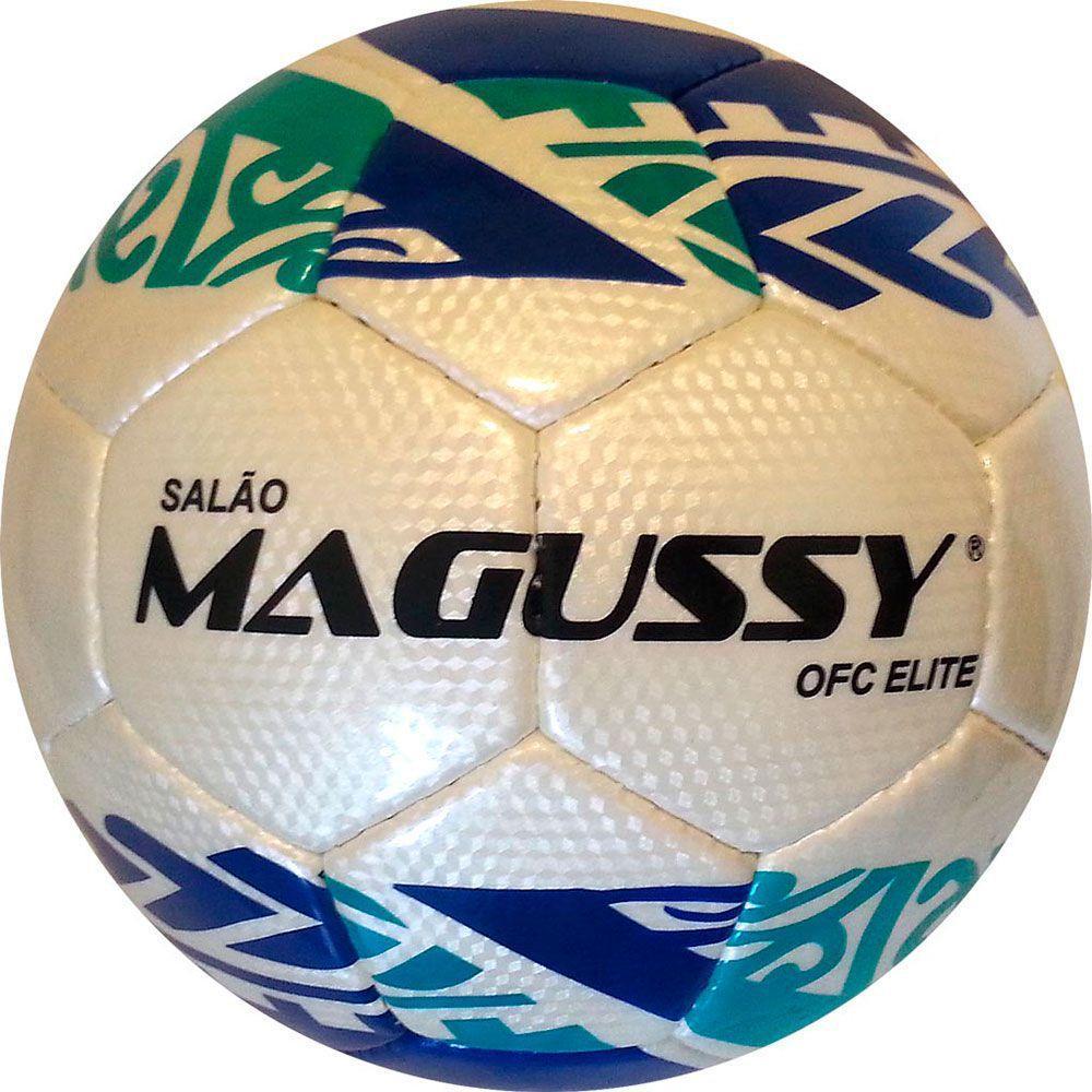 e5f43c5f02382 Bola Futebol Futsal Oficial Elite Magussy - Bolas - Magazine Luiza