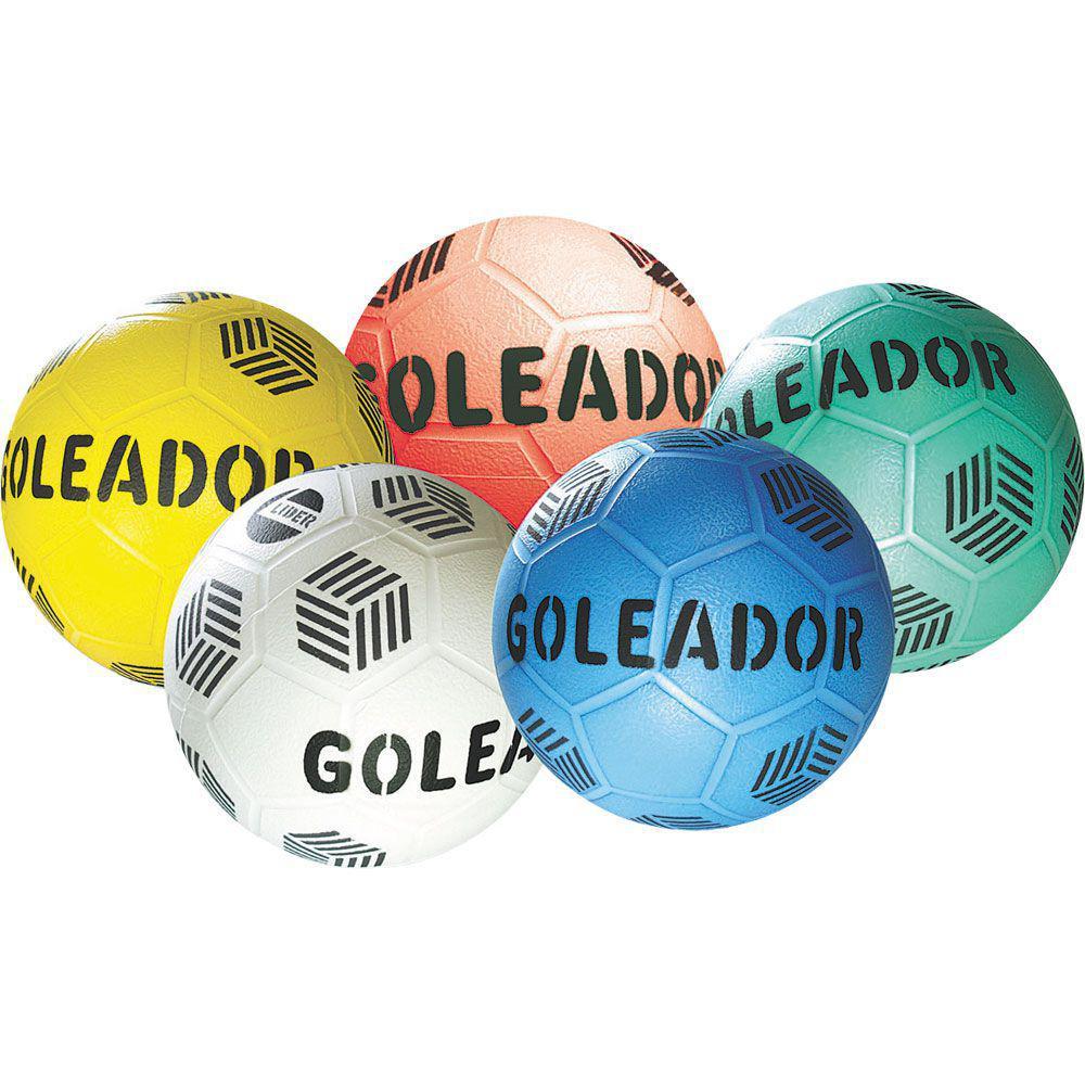 Bola Futebol Goleador 144 Lider Sortido - Lider brinquedos - Bola ... a57105787561e