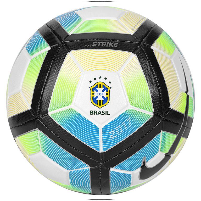 5b5979f4b610a Bola Futebol Nike Strike CBF Campo SC3076 - Bolas - Magazine Luiza