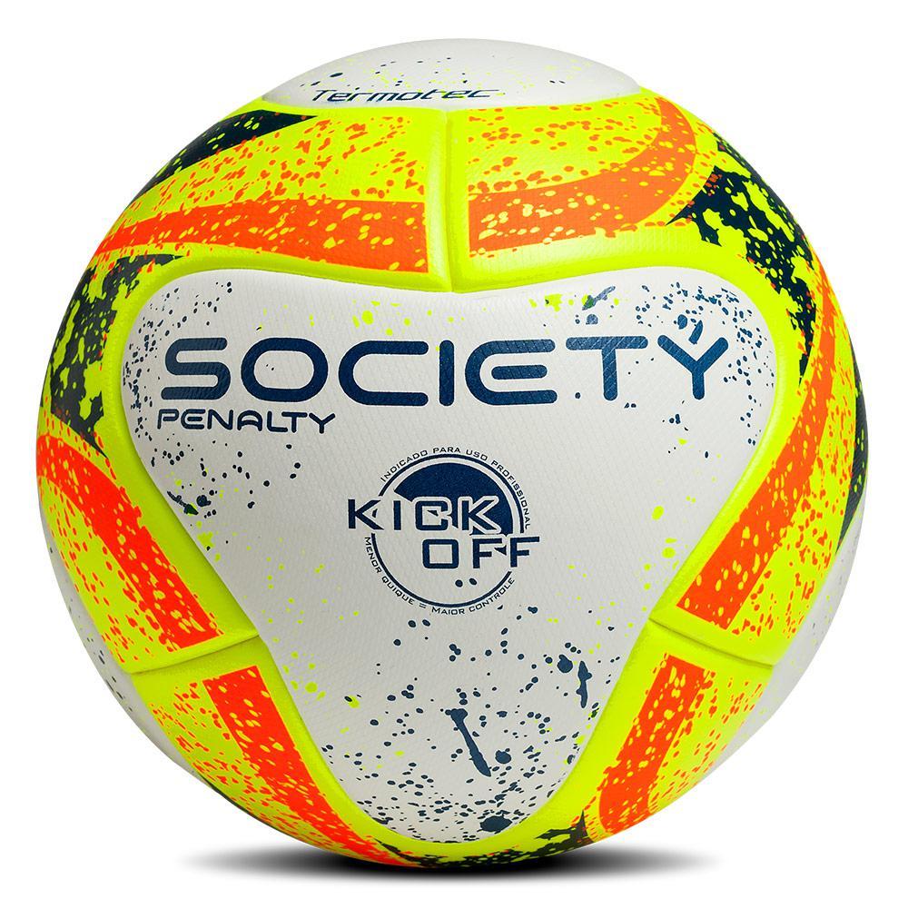 98f30af1ba Bola Futebol Society Penalty S11 R1 Kick Off Semi Pro Produto não  disponível. Imagem de ...