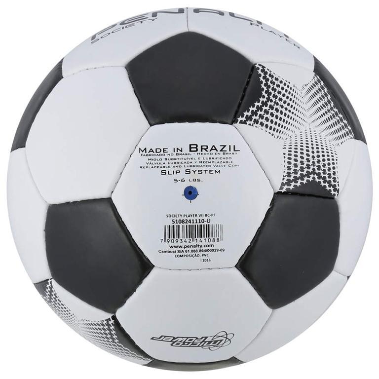 cef04e4f0 Bola Futebol Society Player VII Penalty - Bolas - Magazine Luiza