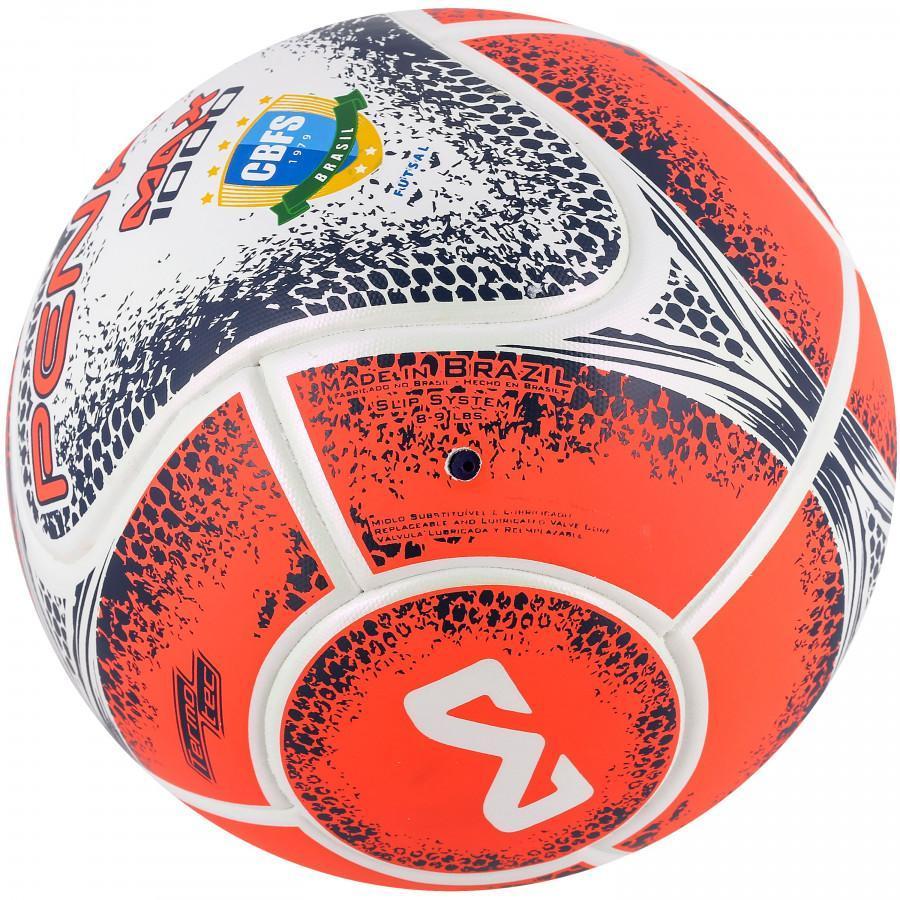 Bola Futsal Max 1000 Viii Bc-Cr-Az T -U - Penalty - Bolas - Magazine ... 4c8a68f66022a
