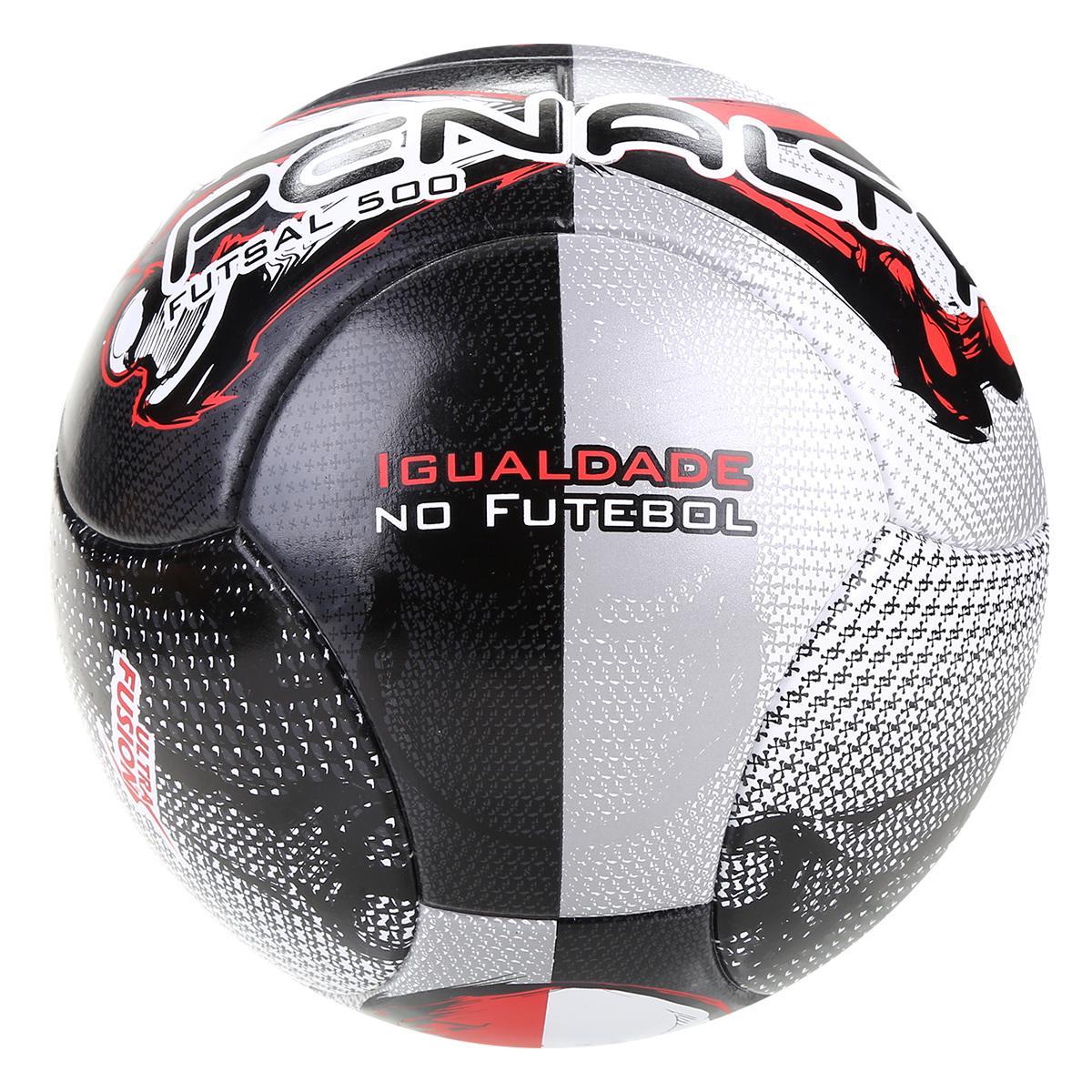 37635d61ea44a Bola futsal penalty manifesto viii - preto - Bola de Futsal ...
