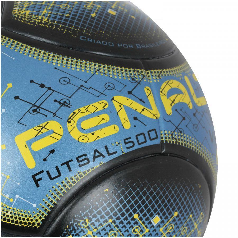 BOLA FUTSAL PENALTY RX VIRUS 500 VIII- Azul - Bola de Futsal ... 286362d46b0cc