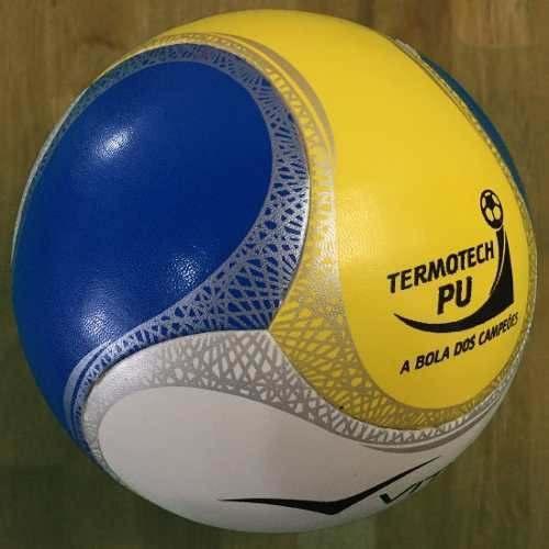 655044eebd Bola Futsal Vitoria Oficial Termotec Pu 6 Gomos Max 500 - Vitoria esportes R   69