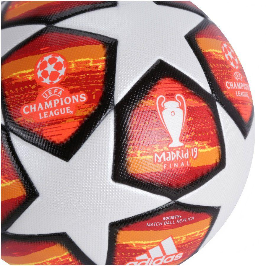 adb3071078649 Bola Society Adidas Champions League Final Madrid 2019 - Bolas ...