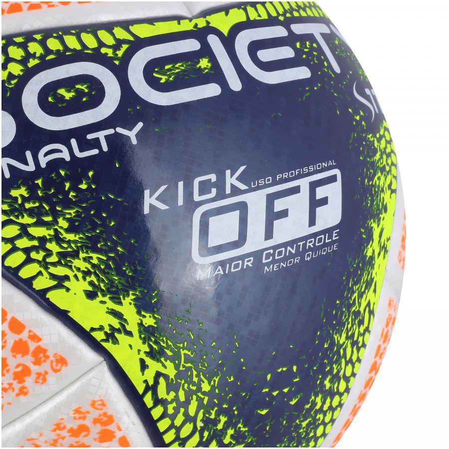 Bola Society Penalty S11 R1 Kick Off VIII - Bolas - Magazine Luiza ba9f46686a156
