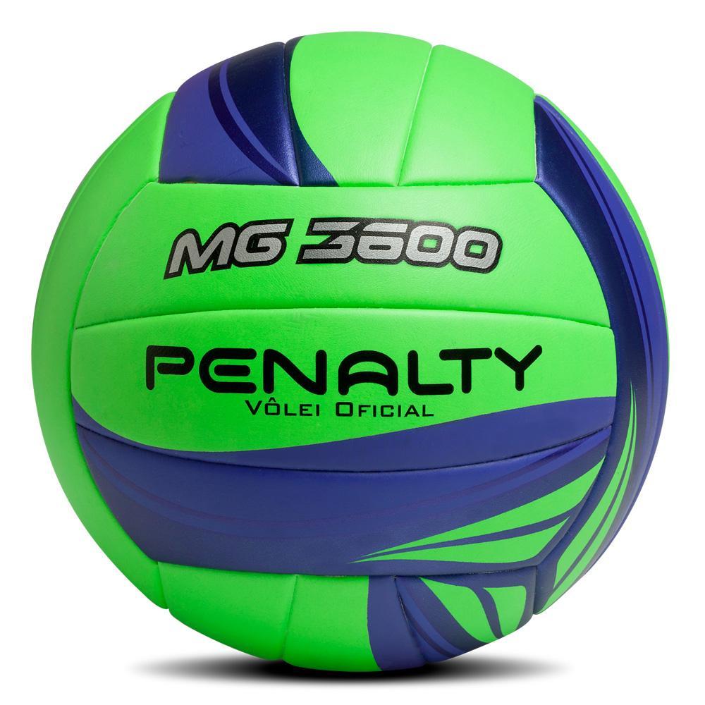 Bola Vôlei Mg 3600 Penalty - Bolas - Magazine Luiza 8205e35b8c767