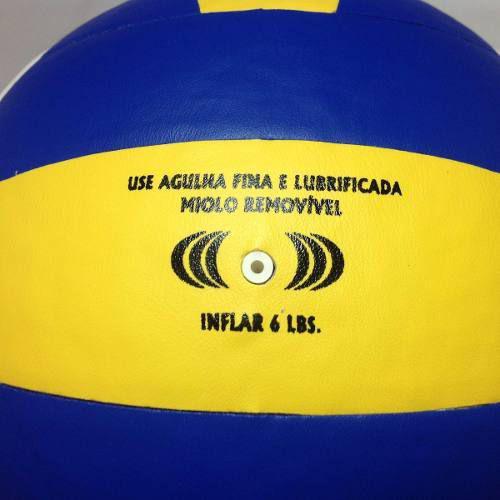 Bola Volei Oficial Vitoria 6.0 Pu - Leve 3 Unidades - Vitoria esportes R   169 cdc207fd27582