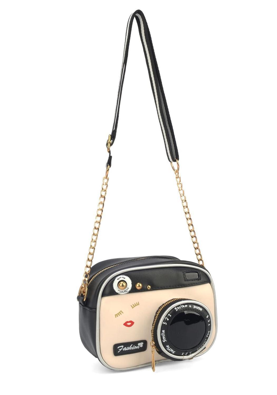 46ff44cb0e80e Bolsa Câmera Fotográfica Larissa Manoela UP4YOU Original NF R  109,99 à  vista. Adicionar à sacola