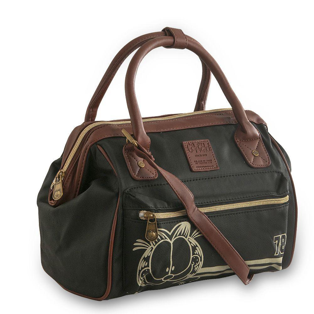 14505b90d Bolsa De Mão Com Alça Holidays Garfield GF3801 Preta Produto não disponível