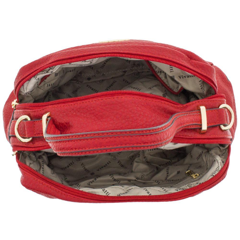 7d5ac4703 Bolsa Feminina Vivatti - BS1902 VERMELHO R$ 89,99 à vista. Adicionar à  sacola