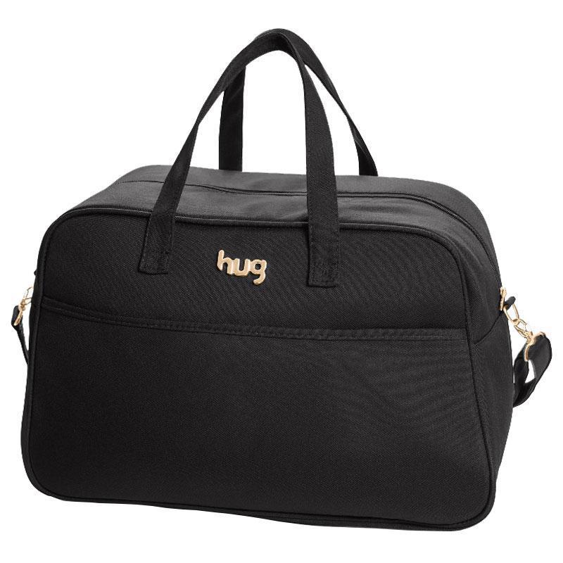 82831d18fd Bolsa Maternidade Kit 4 Peças Classic Preta HUG Produto não disponível