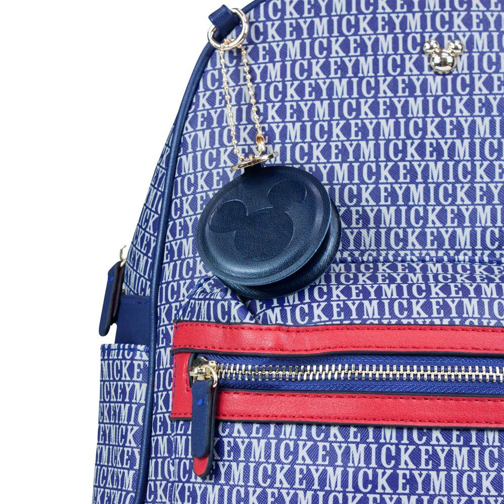 e5d144016 Bolsa Mochila Mickey Mouse BMK78343 Azul Produto não disponível