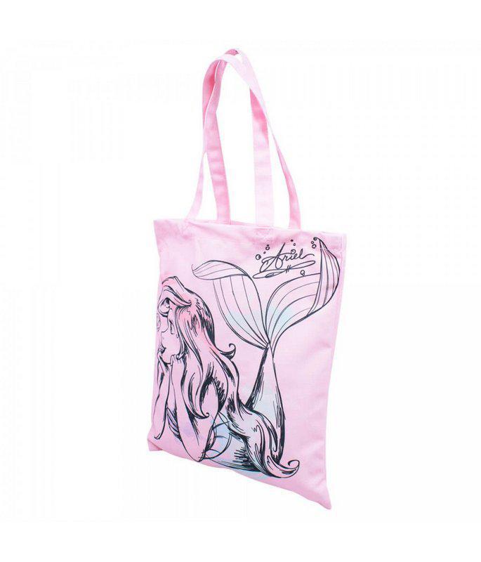 c98d266e7 Bolsa Rosa Sereia Ariel 40X34cm - Disney R$ 37,40 à vista. Adicionar à  sacola