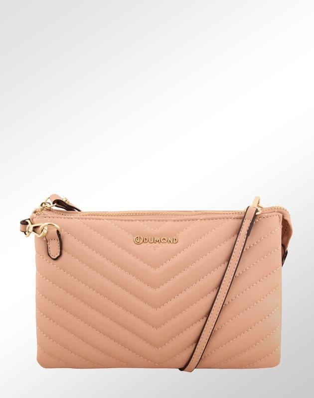 665128dd3 Bolsa Shoulder Bag Dumond Feminina Areia - Dumond calçados Produto não  disponível