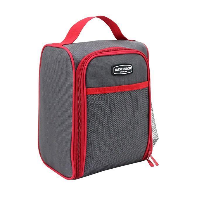 6d01bab30 Bolsa térmica necessarie marmita academia fitness com alça zíper e bolso  grande lisa jacki design ve R$ 47,81 à vista. Adicionar à sacola