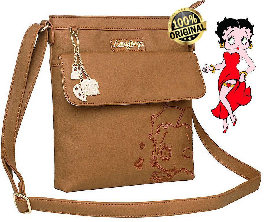 567929029 Bolsa Transversal Betty Boop Chaveiro 2 Compartimentos Creme - Semax R$ 79,90  à vista. Adicionar à sacola