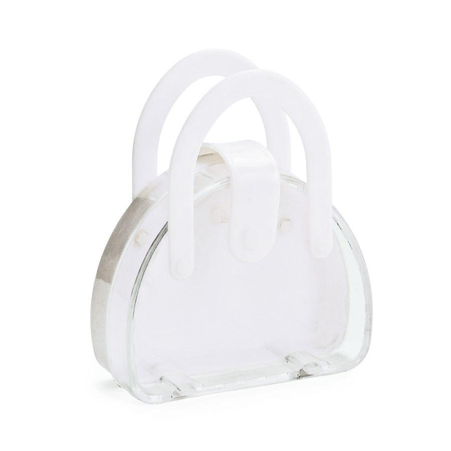 e2d1c6f75 Bolsinha de Acrílico Branca Fashion Show 08 unidades Cromus R$ 83,72 à  vista. Adicionar à sacola
