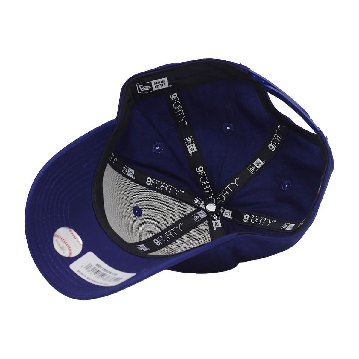 Boné Aba Curva Los Angeles Dodgers BON175 New Era - Boné e Chapéu de ... 0229780596e