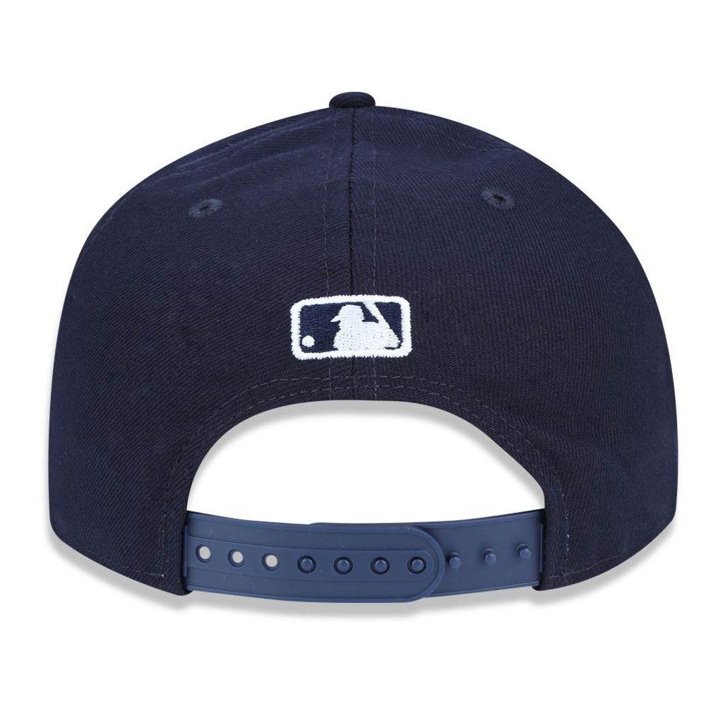Boné Aba Reta Azul Marinho 950 Original FIt New York Yankees MLB - New Era R   189 528d6806902