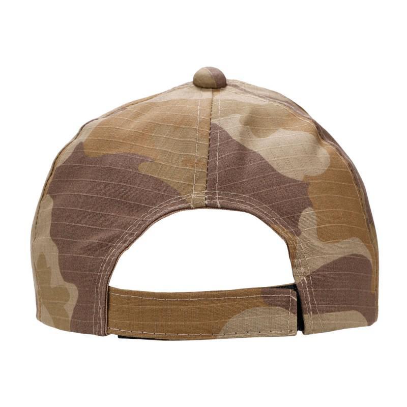 Boné Camuflado Deserto Padrão - Mundo do militar - Boné e Chapéu de ... 8404d70c149