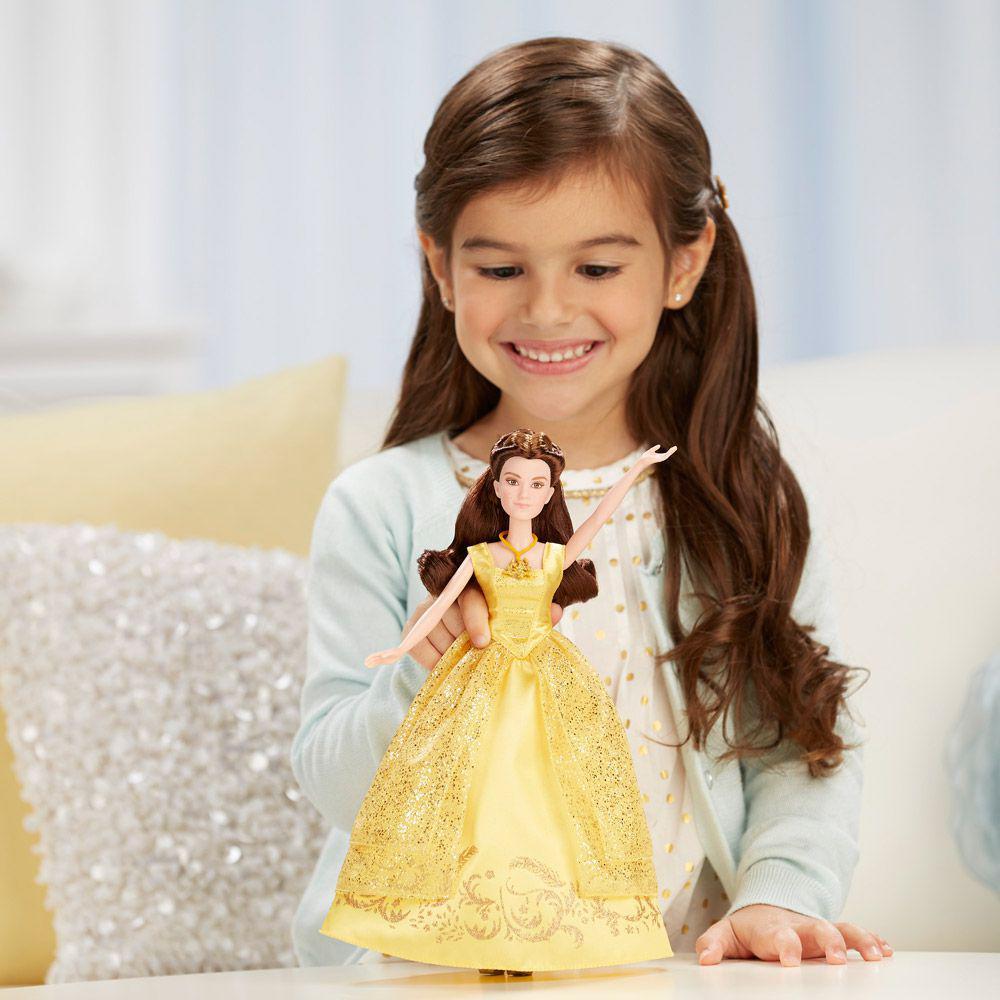 Boneca - 30 Cm - Disney - A Bela e a Fera - Bela Melodia Encantada - Hasbro  Produto não disponível 6116c00e152