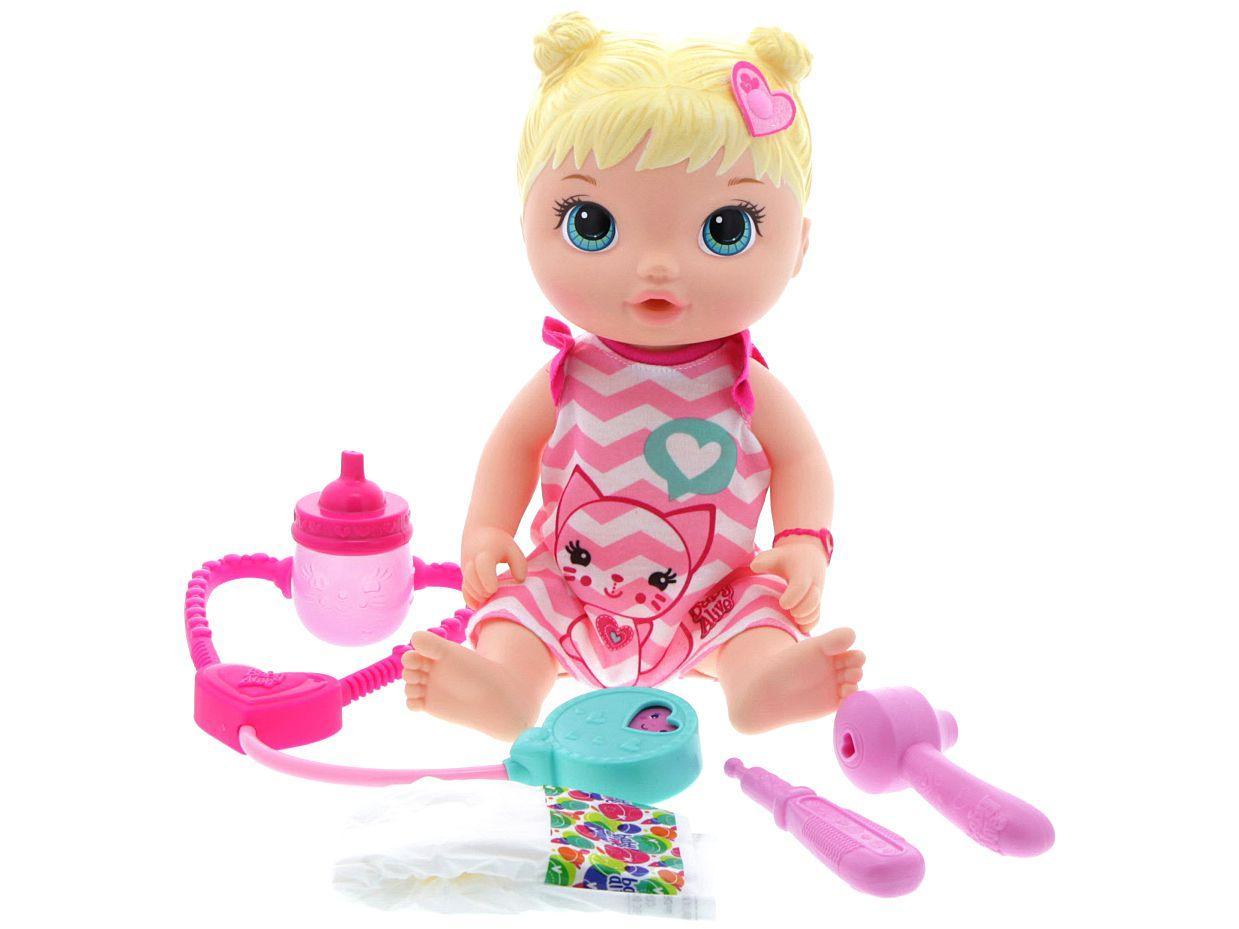 ce62790f54 Vídeo Imagem de Boneca Baby Alive Loira Cuida De Mim Imagem de Boneca Baby  Alive ...