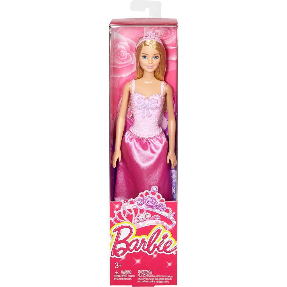 Aaa Mastercard Login >> Boneca Barbie - Princesa Básica Loira - Mattel - Boneca ...