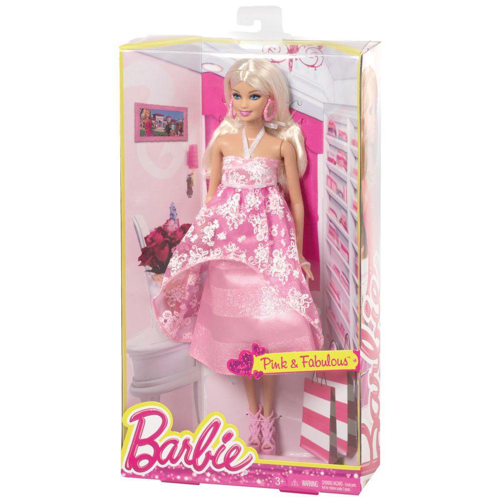 f62d299f7e Boneca Barbie Vestidos Longos - Passeio no Shopping - Mattel Produto não  disponível