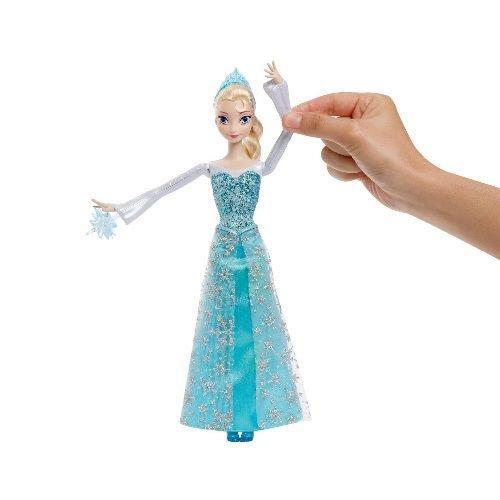 f48658b902 Boneca Disney Frozen Princesas em Acao ELSA CGH15 Mattel - Bonecas ...