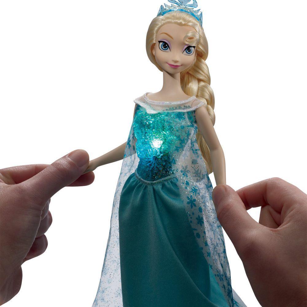 4db30110c2 Boneca Elsa Princesa Musical - Disney Frozen - Mattel Produto não disponível