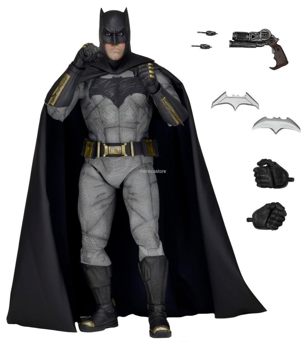 Boneco Batman 1 4 Batman Vs Superman Boneco Superman