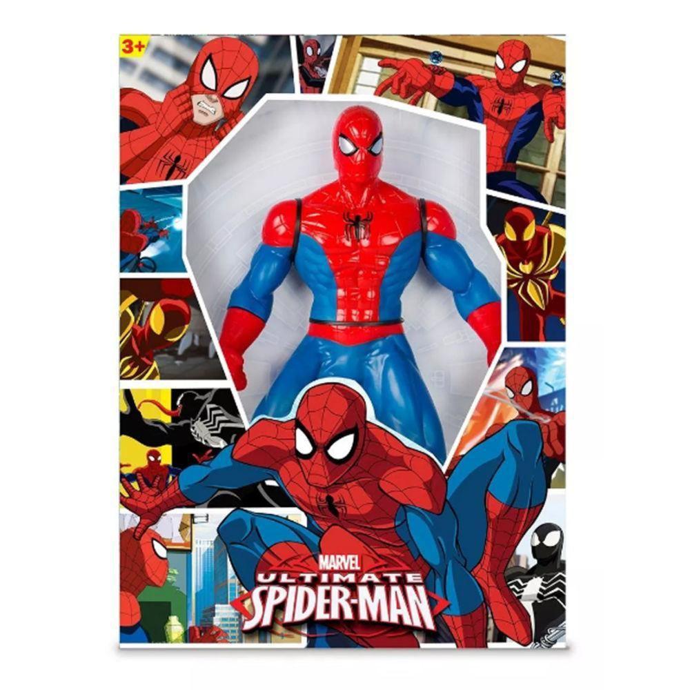 ec4d3fd7af Boneco de Gigante - Homem-Aranha Revolution - Disney - Marvel - 45 Cm - Mimo  R$ 249,99 à vista. Adicionar à sacola