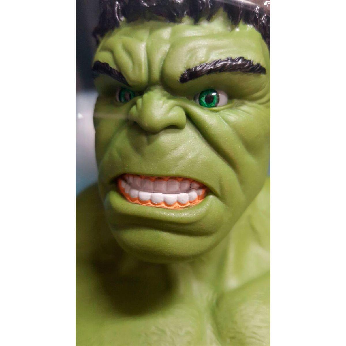 Boneco Hulk Verde - Avengers - Mimo - Bonecos - Magazine Luiza 15c9bfeba7a