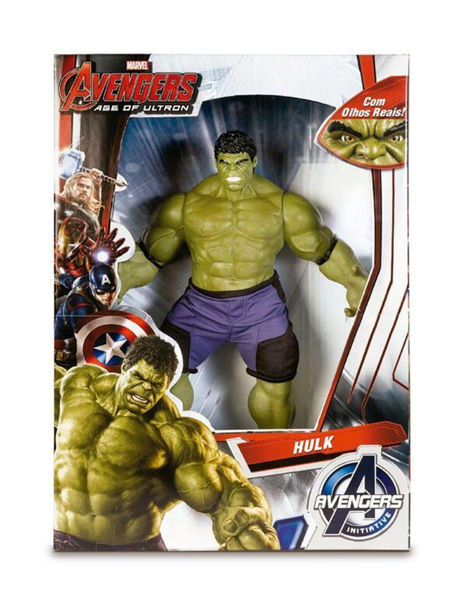 d556aa7cc875a Boneco Hulk Verde olho de injeção - Mimo do brasil - Bonecos ...