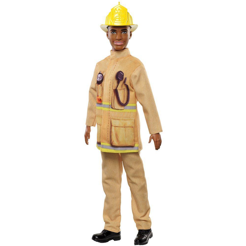 020308be655b6 Boneco Ken - Série Profissões - Bombeiro - Mattel Produto não disponível