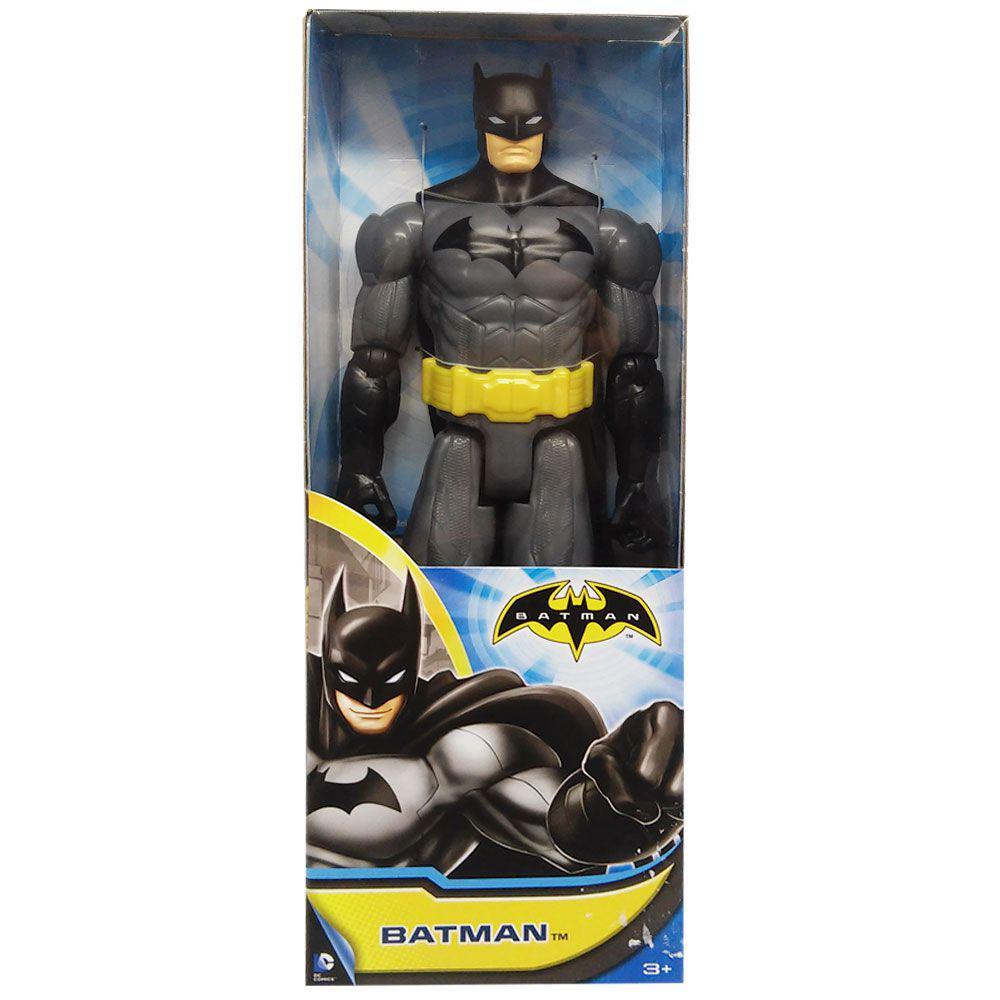 Boneco Liga da Justiça - Batman - 30 cm - Mattel - Bonecos ... 7d0f25c824a