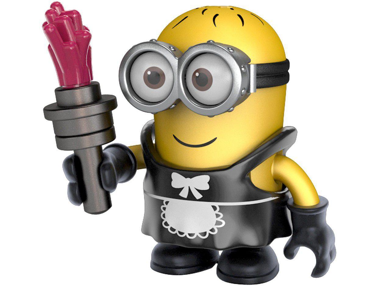 Boneco Minions Mega Bloks Figura Surpresa - Mattel - Bonecos ... 41eeae9640967