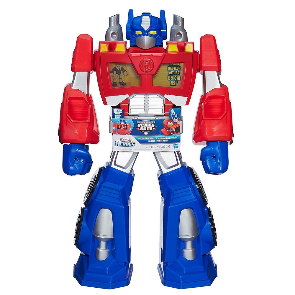 Boneco Robô Transformers