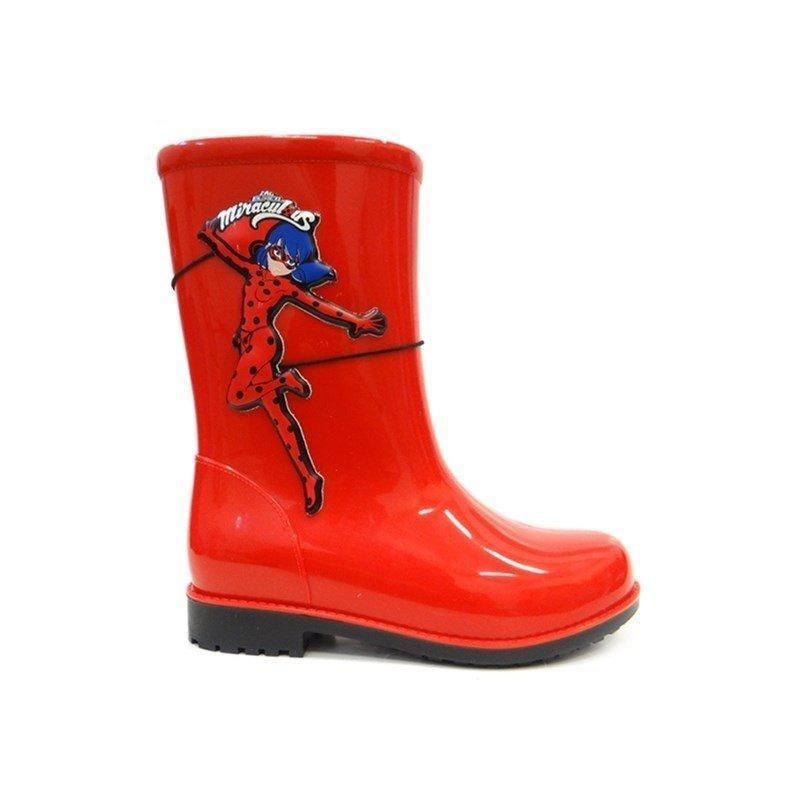 c933528610 Bota ladybug love dots miraculus 21707 - grendene - vermelho R$ 49,90 à  vista. Adicionar à sacola