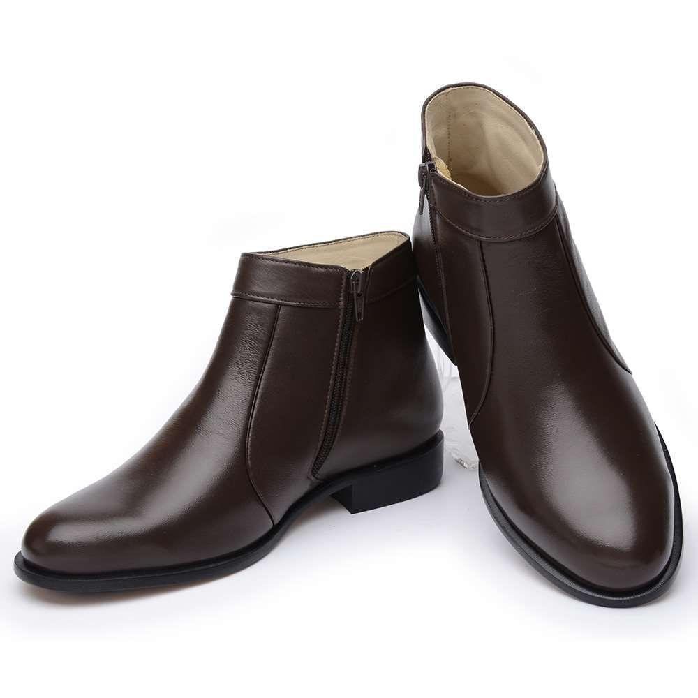 8aec5a2358 Bota Masculina DLutty em Couro de Carneiro Marrom - Café - 37 - Dlutty  calçados R$ 214,50 à vista. Adicionar à sacola