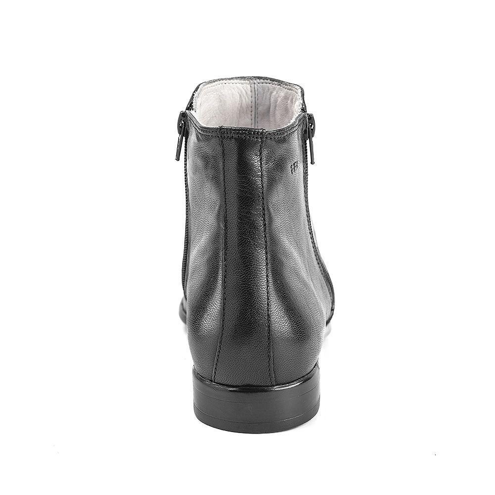 2cac08d8eb Bota Social Hb Agabe Boots - 400.002 - Pl Preto - Solado de Borracha  Colorplac - Hb - agabê boots R  353