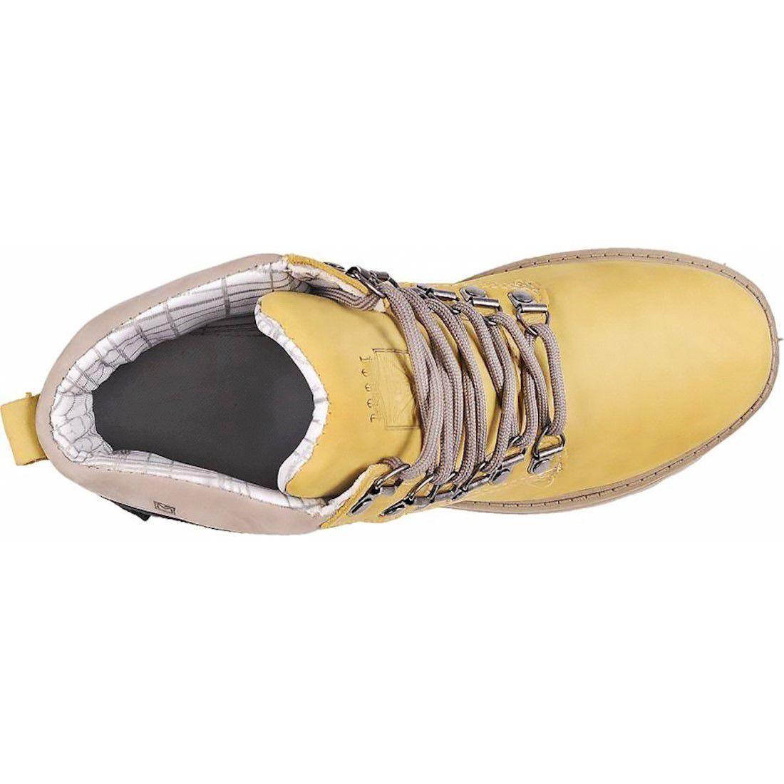 c14426ffd Bota work masculina sandro moscoloni worker amarela yellow - Sandro  republic R$ 149,90 à vista. Adicionar à sacola